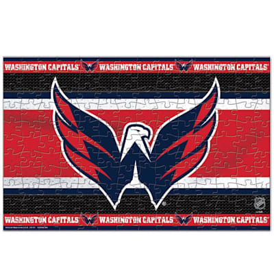 NHL 150PC Puzzle Capitals (Wincraft NHL 150 Piece Puzzle - Washington Capitals)