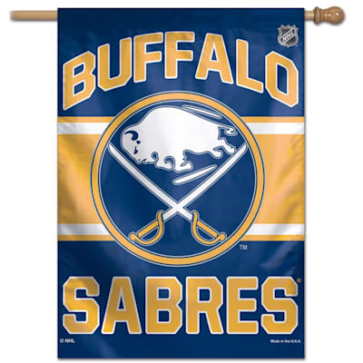 "(Wincraft NHL Vertical Flag - 27"" x 37"" - Buffalo Sabres)"