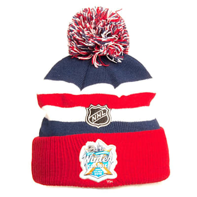 d45e3dbf6 Adidas New York Rangers Winter Classic Youth Knit Hat   Pure Goalie ...