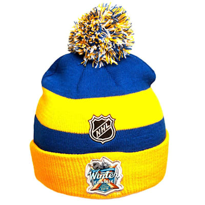 best service 8774c 29c58 Adidas Buffalo Sabres Winter Classic Youth Knit Hat | Pure ...
