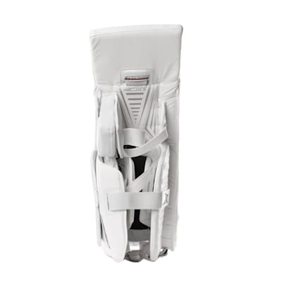 Straps/Channel (Brians OPT1K Goalie Leg Pads - Senior)