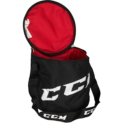 Open (CCM Puck Bag)