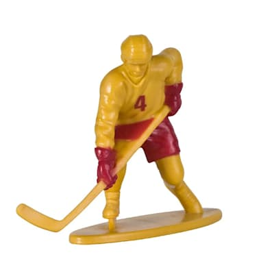 Yellow Team Player (Kaskey Kids Hockey Guys Toy Figurine Set)