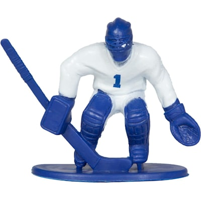 Blue Goalie (Kaskey Kids Hockey Guys Toy Figurine Set)