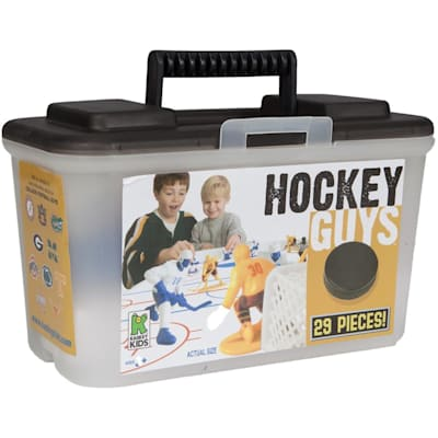Container (Kaskey Kids Hockey Guys Toy Figurine Set)