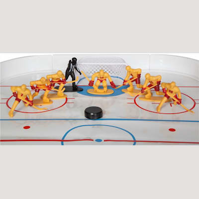 Yellow Team (Kaskey Kids Hockey Guys Toy Figurine Set)