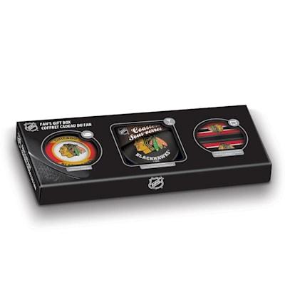(Sher-Wood NHL Fan Gift Box - Chicago Blackhawks)