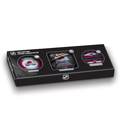 (Sher-Wood NHL Fan Gift Box - Colorado Avalanche)