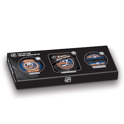 (Sher-Wood NHL Fan Gift Box - New York Islanders)