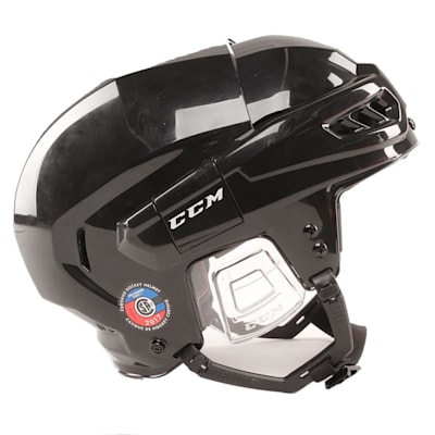 Side (CCM FL500 Helmet)
