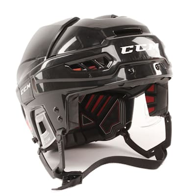 Black (CCM Fitlite FL500 Hockey Helmet)