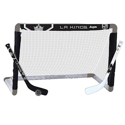 NHL Team Mini Goal Set - LAK (Franklin NHL Team Mini Hockey Goal Set - Los Angeles Kings)