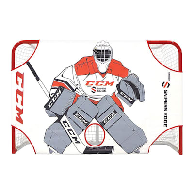 (Snipers Edge CCM Ultimate Goalie Shooter Tutor)