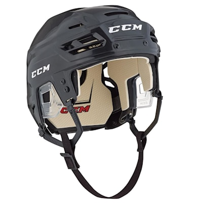 Black (CCM Tacks 110 Helmet)