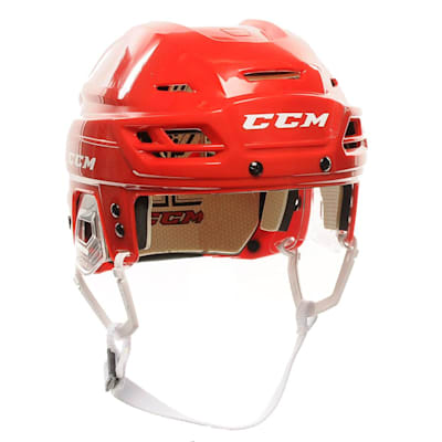 Red (CCM Tacks 110 Helmet)