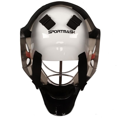 Back (SportMask X8 Non-Certified Cat Eye Goalie Mask - Senior)