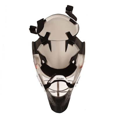 Inside Padding (SportMask X8 Non-Certified Cat Eye Goalie Mask - Senior)