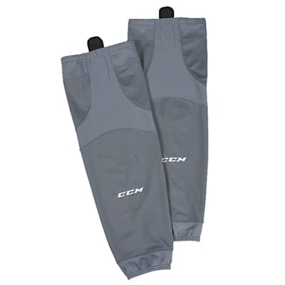 Mystic Grey (CCM SX6000 Practice Sock - Junior)