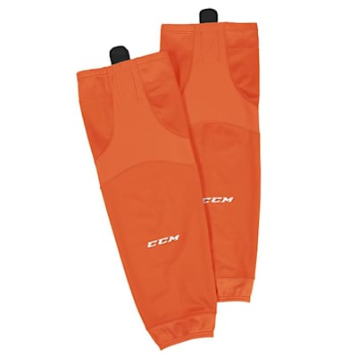 Orange (CCM SX6000 Practice Sock - Junior)