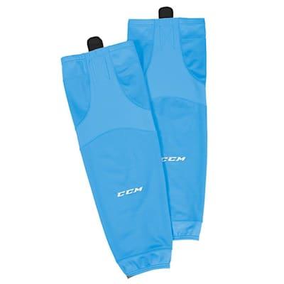Sky Blue (CCM SX6000 Practice Sock - Junior)