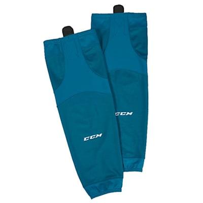 Turquoise (CCM SX6000 Practice Sock - Junior)