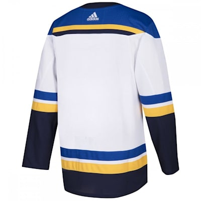 Back (Adidas NHL St. Louis Blues Authentic Jersey - Adult)