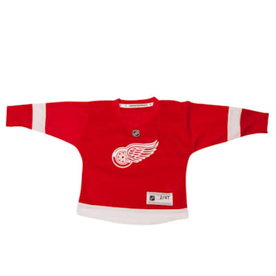 Home/Dark (Adidas Detroit Red Wings Replica Jersey - Toddler)
