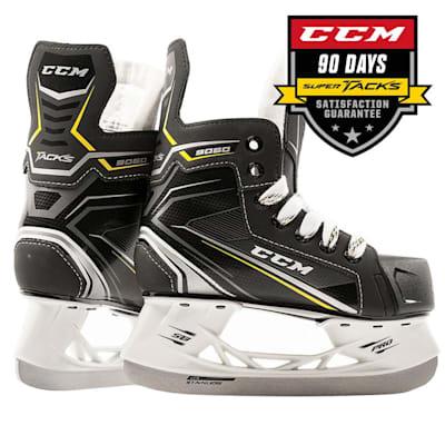 (CCM Tacks 9060 Youth Ice Hockey Skate - Youth)