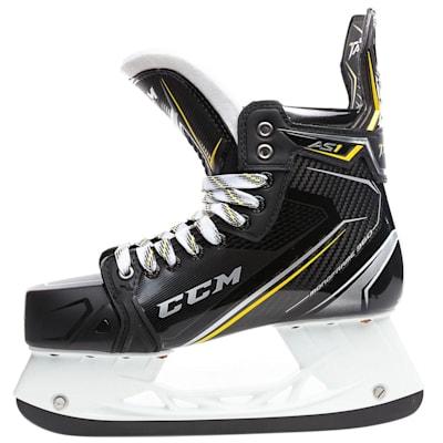 Inside View (CCM Super Tacks AS1 Ice Hockey Skates - Junior)