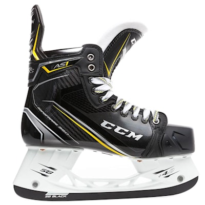 Outside View (CCM Super Tacks AS1 Ice Hockey Skates - Senior)