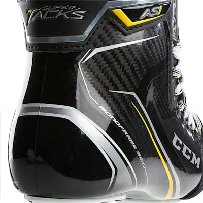 Heel View (CCM Super Tacks AS1 Ice Hockey Skates - Senior)