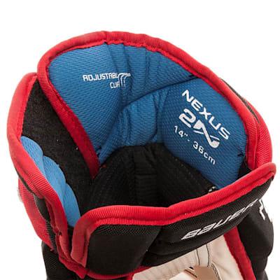 (Bauer Nexus 2N Hockey Gloves - Senior)