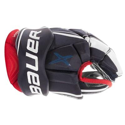 (Bauer Vapor X800 Lite Hockey Gloves - Junior)
