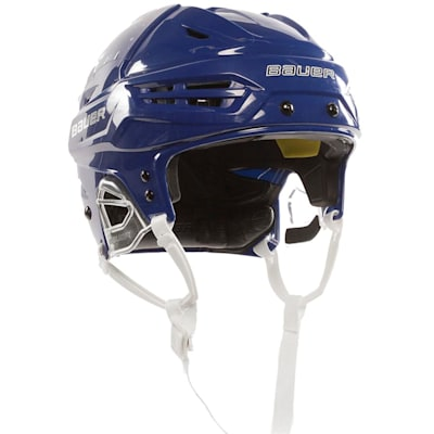Blue (Bauer Re-Akt 95 Hockey Helmet)