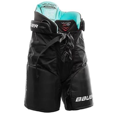 Black (Bauer Vapor X800 Lite Womens Hockey Pants - Womens)