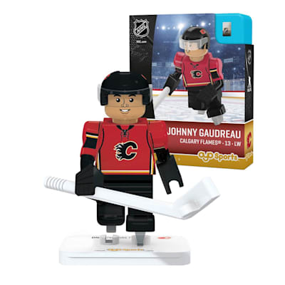 Flames Player Johnny Gaudreau (OYO Sports Flames G3 Player Home Gaudreau)