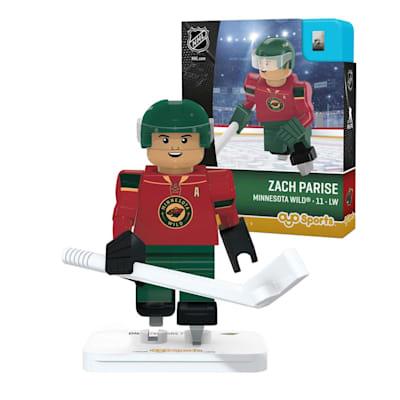 Wild Player Zach Parise (OYO Sports Wild Player Zach Parise)