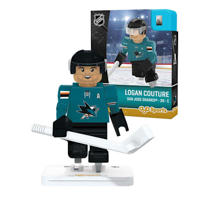 (OYO Sports Sharks Player Logan Couture)