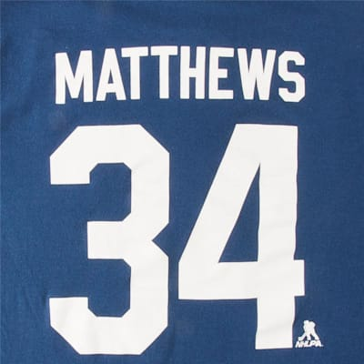 Maple Leafs Matthews Youth Tee (Adidas Toronto Maple Leafs Matthews Tee - Youth)