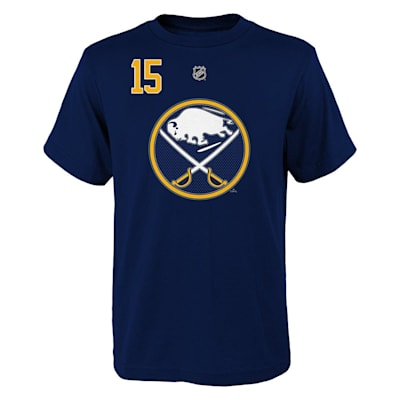 Sabres Eichel Youth Tee (Adidas Sabres Eichel Youth Tee - Youth)