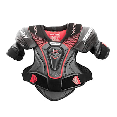Front (Bauer Vapor 1X Lite Hockey Shoulder Pads - Senior)