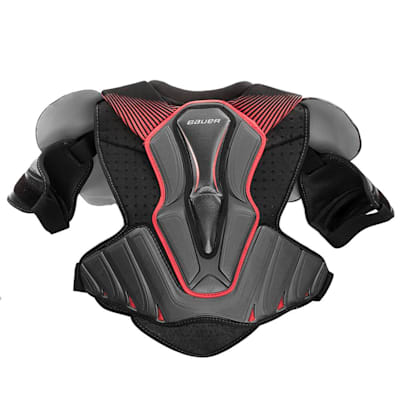 Back (Bauer Vapor 1X Lite Hockey Shoulder Pads - Senior)