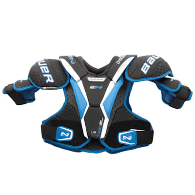Front (Bauer Nexus 2N Hockey Shoulder Pads - Senior)
