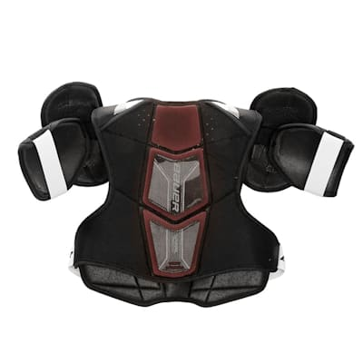 Back (Bauer NSX Hockey Shoulder Pads - Junior)