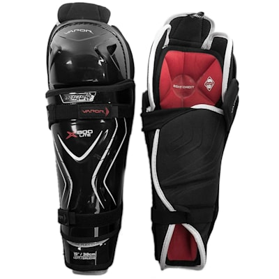 (Bauer Vapor X800 Lite Hockey Shin Guards - Junior)