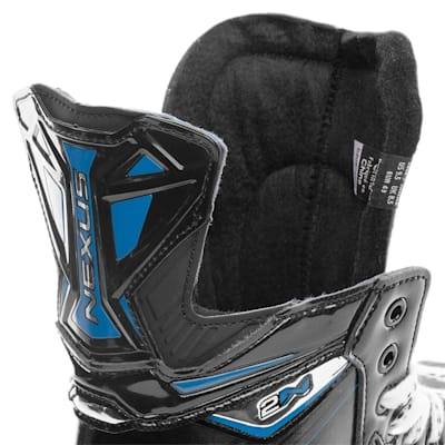 (Bauer Nexus 2N Ice Hockey Skates - Senior)