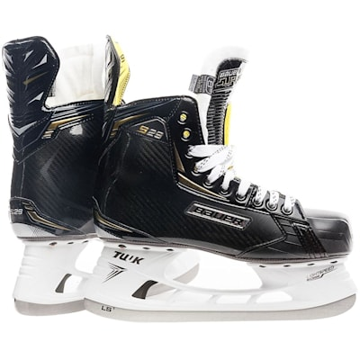 (Bauer Supreme S29 Ice Hockey Skates - Junior)