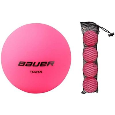 (Bauer Hydro G Ball - Pink)