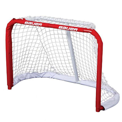 (Bauer 3 x 2 Pro Style Hockey Goal)