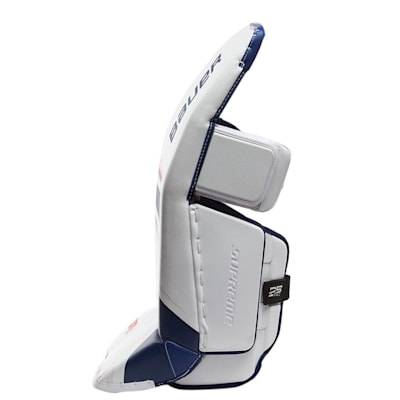 Inside View (Bauer Supreme 2S Pro Goalie Leg Pads - Senior)